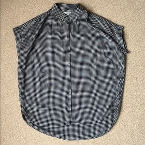 Madewell Button Down short sleeve